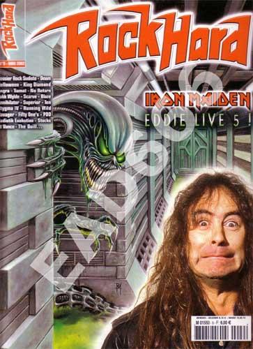 Rock Hard N°9 - Mars 2002