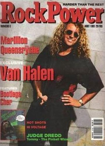 Rock Power N°3 - Août 1991