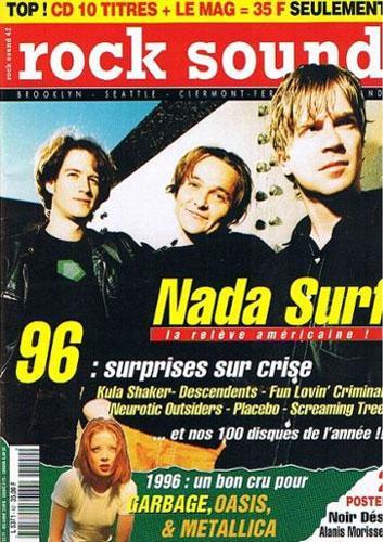Rock Sound N°42 - Décembre 1996