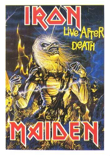 Live After Death (Ref. S 124)