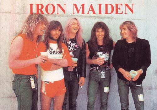 Iron Maiden (Ref. SPC 1048)
