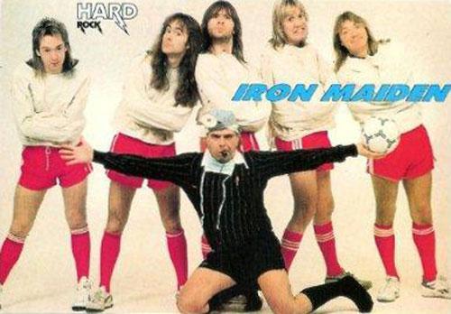 Iron Maiden (Ref. ST 114)