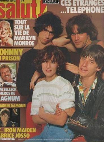 Salut ! N°169 - Mars 1982