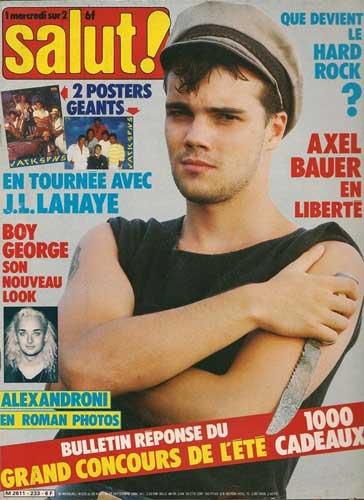 Salut N°233 - Sept 1984