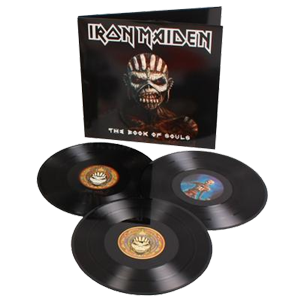 The Book Of Souls vinyle