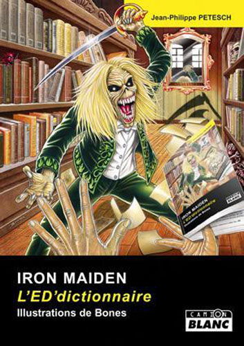 Iron Maiden, l'Ed'dictionnaire