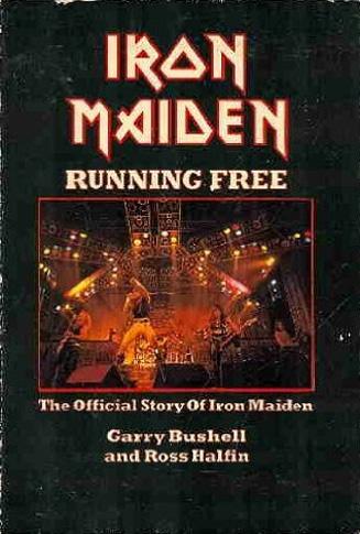 Iron Maiden Running Free Ed. 1