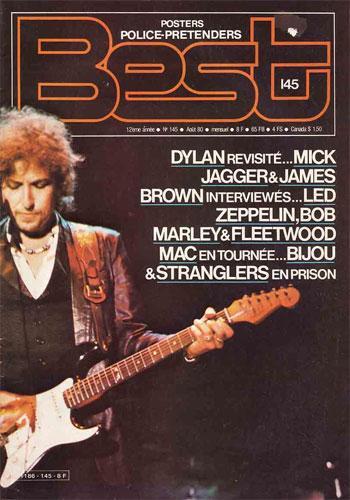 Best N°145 - Août 1980