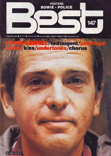 Best N°147 - Oct. 1980