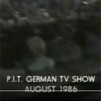 P.I.T. German TV Show