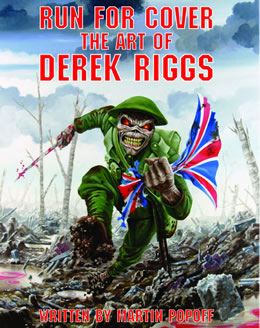 Derek Riggs Run For Cover