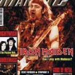 Metal Maniac N°7/8, juillet-août 2007