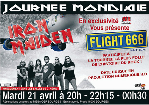 Flight 666 the movie