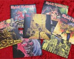 Iron Maiden Vinyles 2014