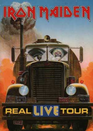 A Real Live Tour 1993