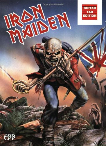 Iron Maiden: Guitar Tab Edition