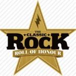 Classic Rock Roll Of Honour