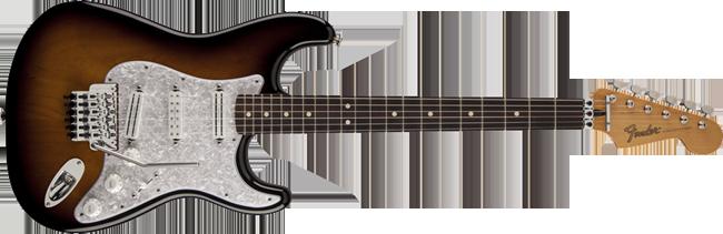 Fender Stratocaster Dave Murray Signature