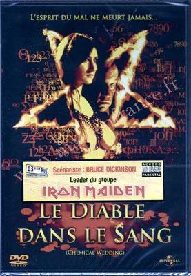 DVD Le Diable dans le sang