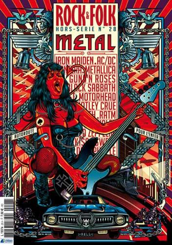 Rock & Folk -HS N28 - 12/2012