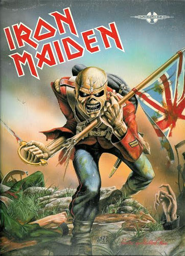 Iron Maiden (tablatures)