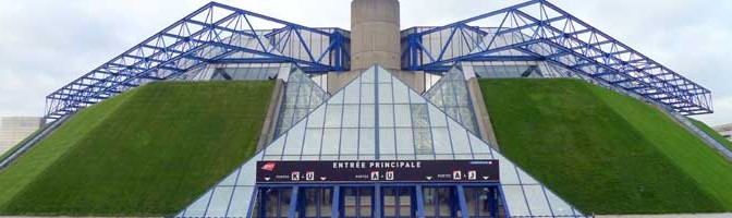 Palais Omnisport de Paris Bercy, 2009