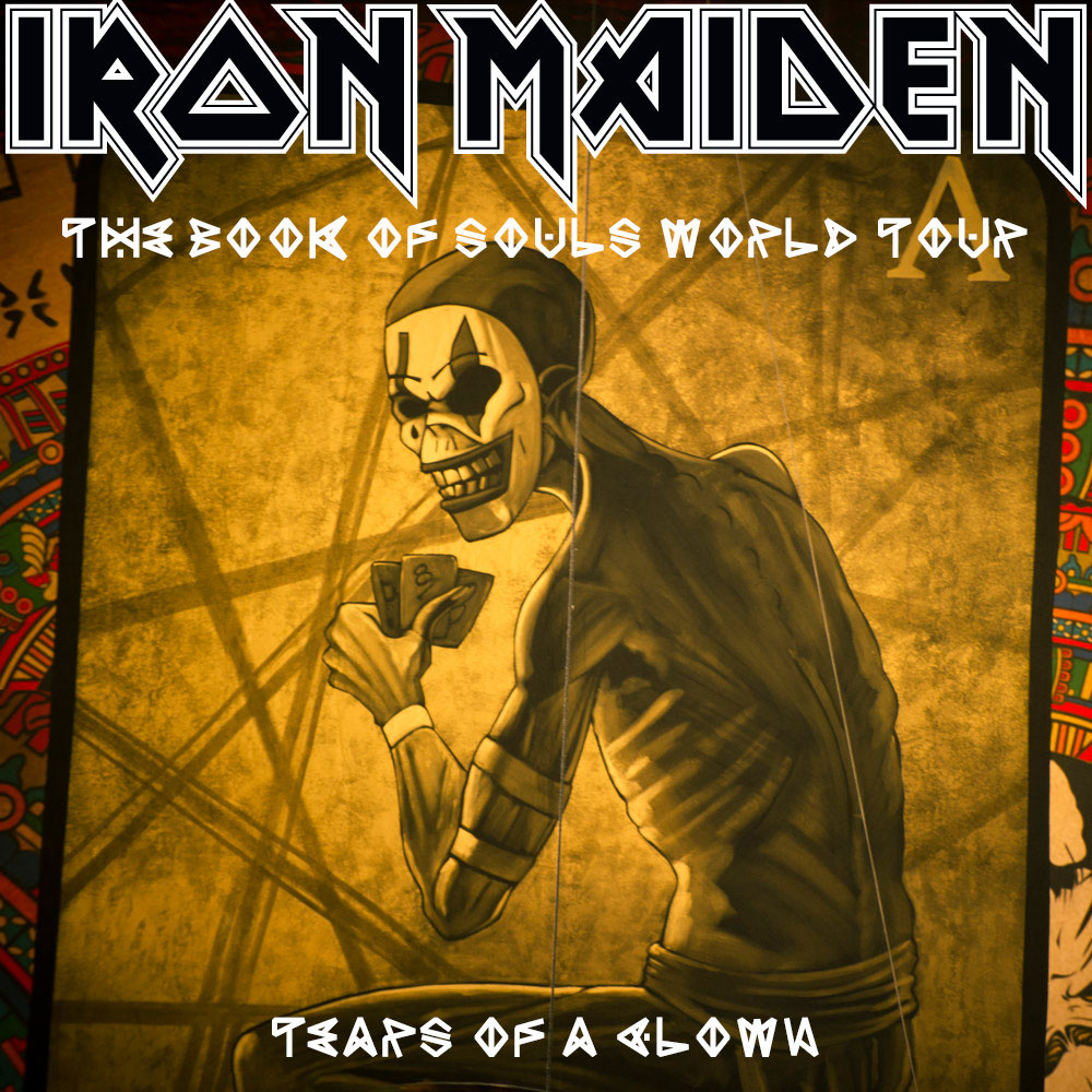Iron Maiden - Tears Of A Clown