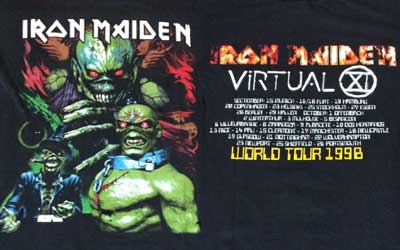 Virtual XI World Tour 1998