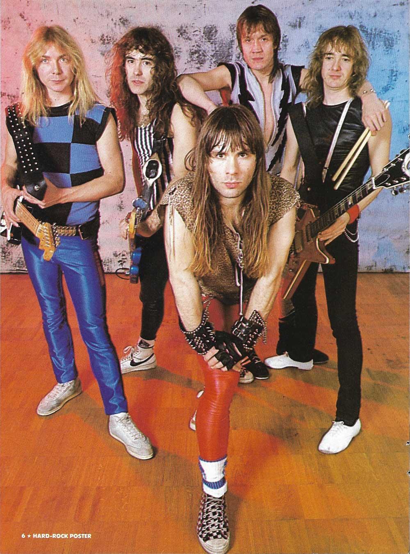 Hard Rock Poster N°10 - 1985