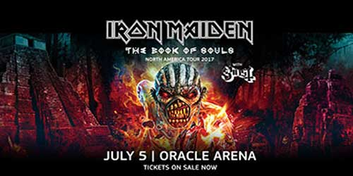 Oracle Arena – Oakland, CA