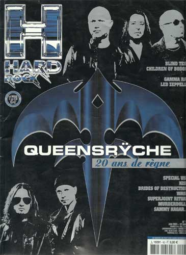 Hard Rock Magazine NS N°92 – Juin 2003