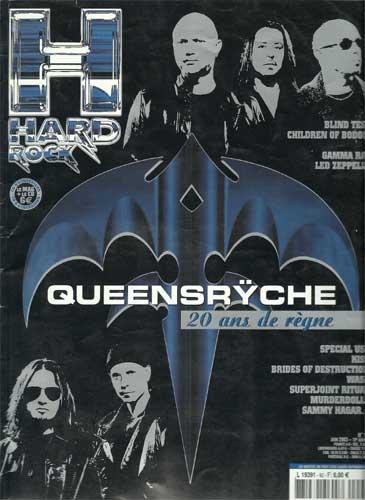 Hard Rock Magazine NS N°92 – Juin 2003
