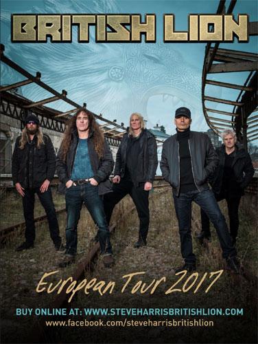 British Lion Tour 2017