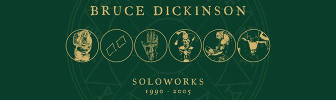 Solographie de Bruce Dickinson : collection vinyle