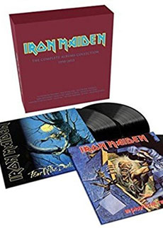 Iron Maiden Coffret Collector