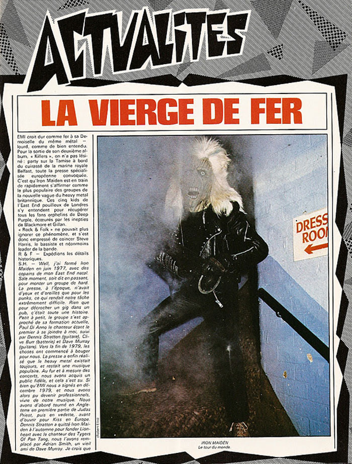 Rock & Folk N°171 - Avril 1981