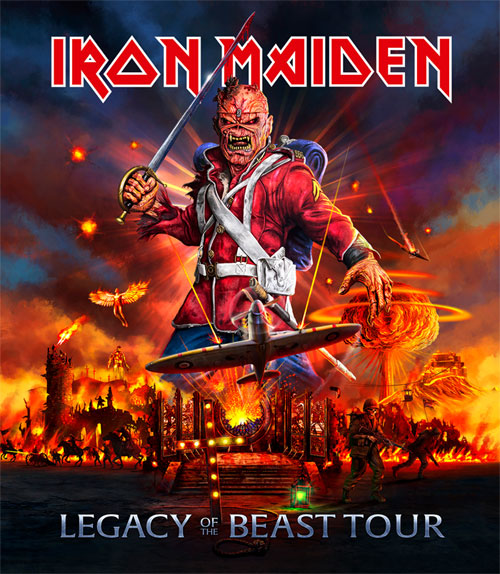 LEGACY OF THE BEAST WORLD TOUR 2020