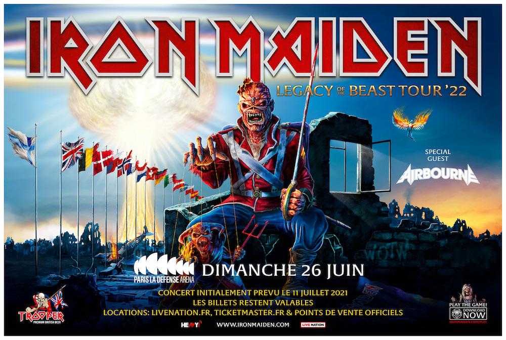 Paris La Defense Arena 26/06/22